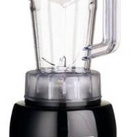 Waring Pro HPB300BK Mega Mix Commercial Bar Blender, Black