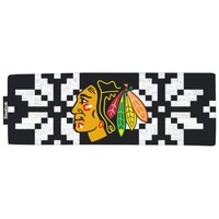 Women's Chicago Blackhawks Reebok Black 2015 Winter Classic Knit Headband