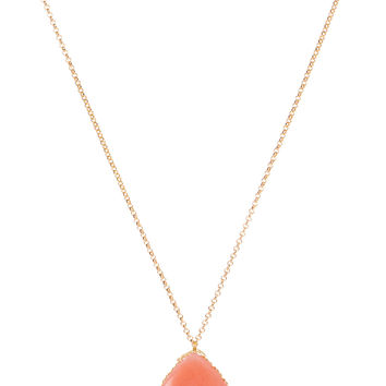 Nala Necklace in Coral