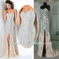 PD045 strapless crystal encrusted sparkle sequin bling mermaid styles evening prom dresses, View mermaid styles prom dresses, OUMEIYA Product Details from Suzhou City Jinchang District Oumeiya Wedding Dress Store on Alibaba.com