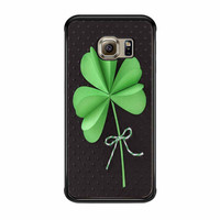 Shamrock Leaf Master Samsung Galaxy S6 Edge Case