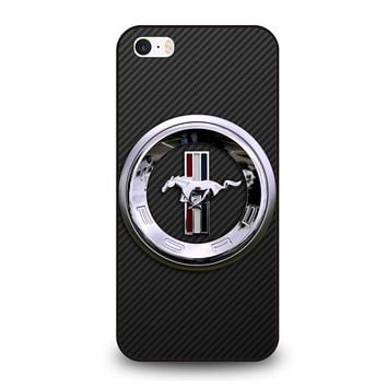 FORD MUSTANG LOGO iPhone SE Case Cover
