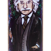 Einstein Secular Candle | Unique Votive Candle