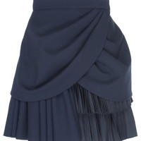 Wrap Mini Skirt | Moda Operandi