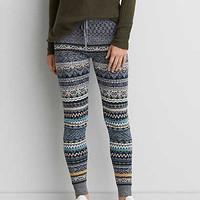 AEO Ahh-mazingly Soft Sweater Legging, Green