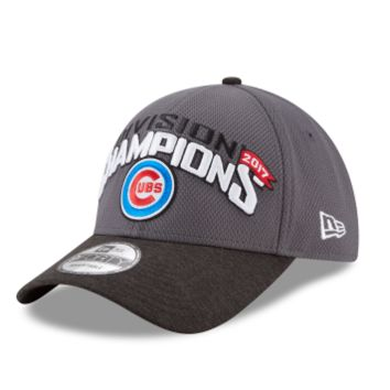 Chicago Cubs 2017 Division Champions 9FORTY Adjustable Hat