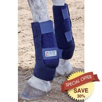 Dura-Tech® Fast Wrap Polos in Splint Boots / Sports Medicine Boots