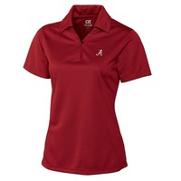 Alabama Crimson Tide Cutter & Buck Women's Polo | BAMA Women's Polo | Alabama Crimson Tide Women's Polo