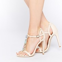 ASOS HEAT OF THE MOMENT Heeled Sandals