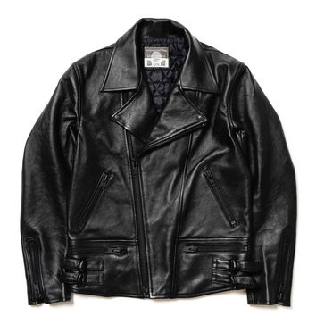 Sheep Leather 4 Pocket Riders Jacket