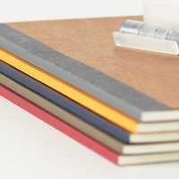 Recycled Paper Note - 5 sets - 5 color tapes