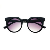 Designer Fashion Style Womens Round Sunglasses Shades R2030