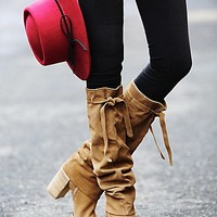 Womens Basetts Tall Boots