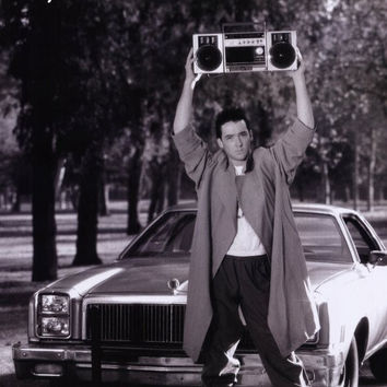Say Anything 27x40 Movie Poster (1989)