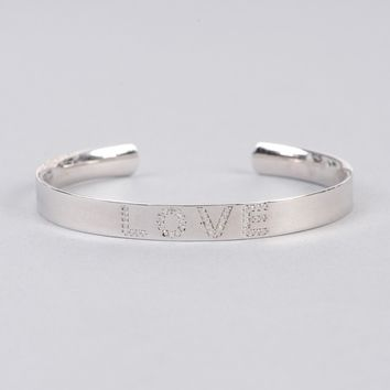 Armitage Avenue Love Cuff