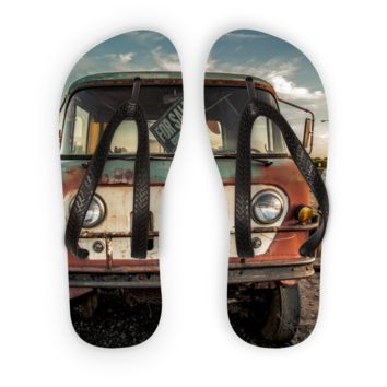 Jeep Thing Flip Flops