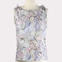 Maria Top in Lilac