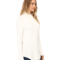 Culture Phit Hanna Mock Neck Top