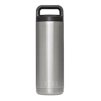 YETI Rambler Bottle 18oz Stainless Steel