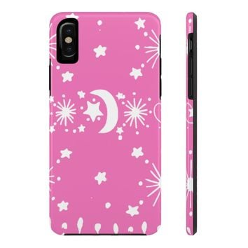 Pink Crownz Phone Cases