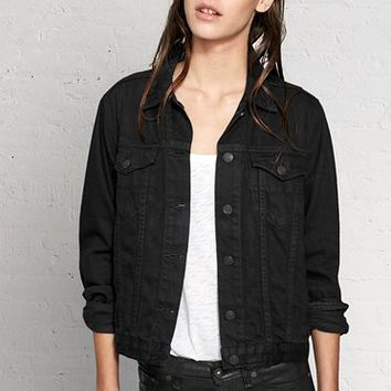 Rag & Bone - Jean Jacket, Coal