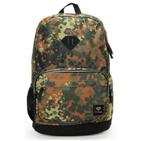 Diamond Supply Co. School Life Camo Laptop Backpack at Zumiez : PDP