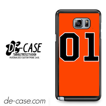 Retro Dukes Of Hazzard General Lee For Samsung Galaxy Note 5 Case Phone Case Gift Present