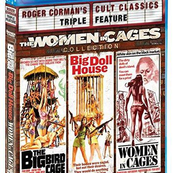 Pam Grier & Judy Brown & Jack Hill-Roger Corman's Cult Classics Triple Feature: (The Big Bird Cage / Big Doll House / Women in Cages)