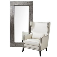 Timber Leaner Mirror | Mirrors | Mirrors & Wall Decor | Decor | Z Gallerie