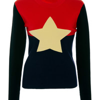 Star Colorblock Sweater | Moda Operandi