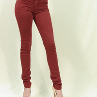 Color slim skinny premium jeans by Just BLACK Label