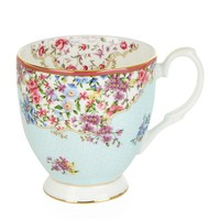 Royal Albert Candy Sitting Pretty Vintage Mug | Harrods.com