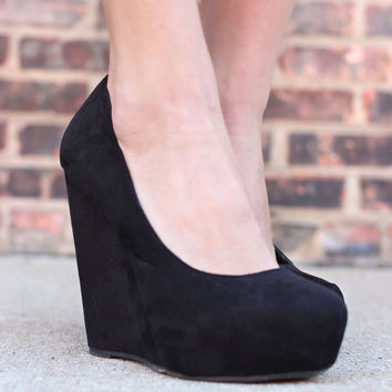 Up All Night Wedge