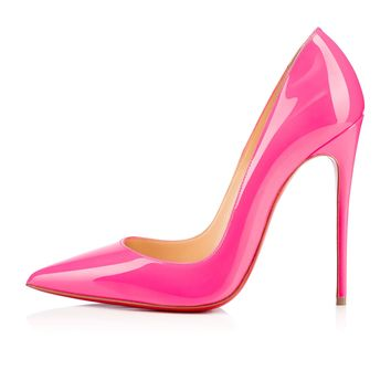 So Kate 120mm Shocking Patent Leather