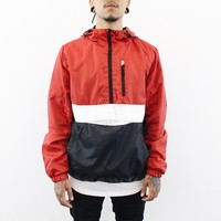 Zane Windbreaker (Red)