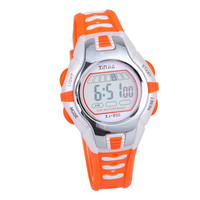 5 Colors Waterproof Children Boy Digital LED Watch Kids Swimming Sports Wrist Watch Boys Girls Clock Child Gift