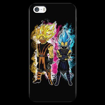 Super Saiyan - DBZ MK - Iphone Phone Case - TL01189PC