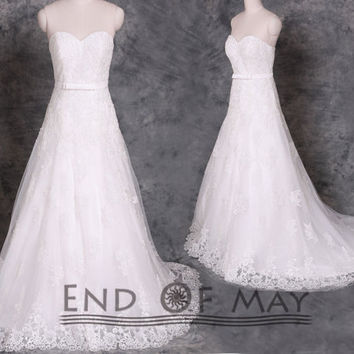 Sweetheart Lace Long wedding Dresses,Wedding dresses,wedding dresses long,wedding dress,wedding dress long