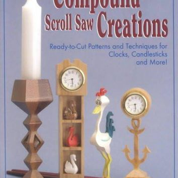Compound Scroll Saw Creations