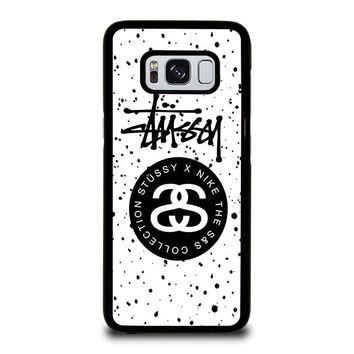 STUSSY COLLECTION Samsung Galaxy S8 Case Cover