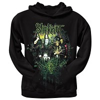 Slipknot - Distress Circle Hoodie