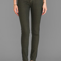 D-ID New York Skinny in Army Green from REVOLVEclothing.com