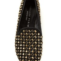 DCCKIN3 Philipp Plein studded slippers