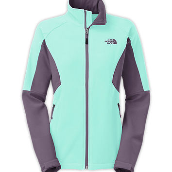 The North Face Women's Jackets & Vests SOFTSHELLS WOMEN'S SHELLROCK JACKET