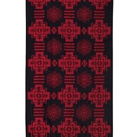 CHIEF JOSEPH JACQUARD BATH TOWEL