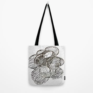 Loveme Tote Bag by EvidaSerrano