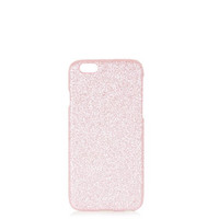 Pink Super Sparkle iPhone 6 Case - Pink