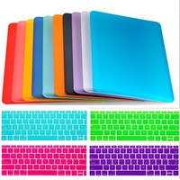 laptop case protective shell for mac book macbook pro 13/retina 12 13 air 11 13 notebook