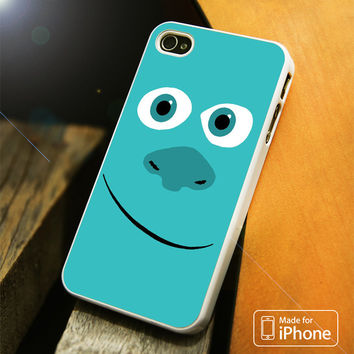 Monster Inc Sulley Face iPhone 4(S),5(S),5C,SE,6(S),6(S) Plus Case