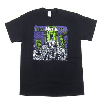 Misfits: Earth A.D. Shirt - Black